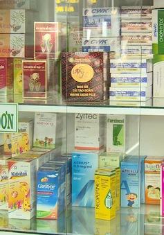 Gần 36% thuốc dùng ở Việt Nam được sản xuất nội địa