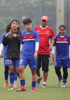 Danh sách đội tuyển U19 nữ Việt Nam tham dự giải giao hữu quốc tế tại Trung Quốc