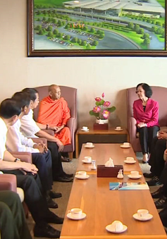 Trưởng Ban Dân vận Trung ương chúc mừng Đại lễ Phật Đản tại một số địa phương