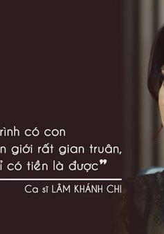 """Lâm Khánh Chi: """"Hành trình có con của người chuyển giới rất gian truân"""""""