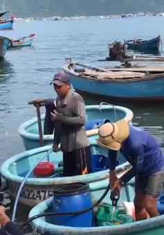 Làm rõ nguồn dầu bán trái phép tại cơ sở thôn Vũng Rô, tỉnh Phú Yên