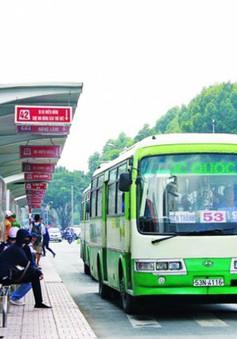 Thay đổi mẫu thẻ đi xe bus miễn phí