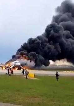Các nhà điều tra xem xét 3 yếu tố có thể gây tai nạn máy bay Nga