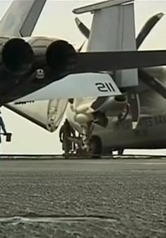 Mỹ triển khai khí tài quân sự tới Trung Đông