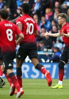 Đã lâu Man Utd và Man City mới thống trị top đầu BXH Ngoại hạng Anh