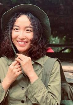 DV Hoàng Mai Anh trầy xước, bầm tím vì vai diễn mới
