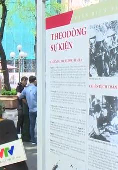Triển lãm Điện Biên Phủ trong câu chuyện của những chứng nhân lịch sử