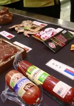 Hàn Quốc phạt nặng hành vi đưa lậu sản phẩm chăn nuôi