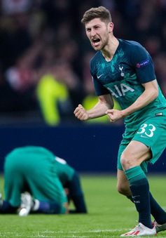 Thắng nghẹt thở Ajax, Tottenham đối đầu Liverpool tại chung kết Champions League