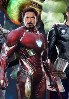 """Hé lộ thu nhập của dàn sao """"Avengers: Endgame"""""""