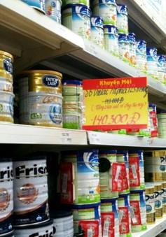Nhập khẩu mặt hàng sữa tăng 2,4% trong 4 tháng đầu năm