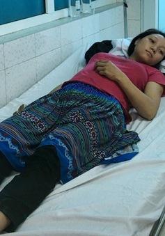 Ăn nấm độc, cả gia đình ở Lai Châu nhập viện cấp cứu