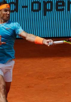 Vòng 2 Madrid mở rộng 2019: Nadal thắng dễ, Del Potro dừng bước