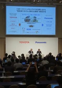 Toyota và Panasonic bắt tay phát triển đô thị thông minh
