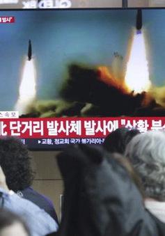 Hàn Quốc xác nhận địa điểm Triều Tiên bắn các vật thể không xác định
