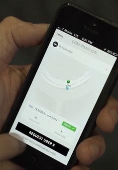 Mức độ người sử dụng dịch vụ của Uber cao chưa từng thấy