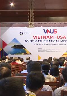 Khai mạc Hội nghị Toán học Việt - Mỹ 2019