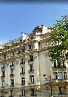 Rao bán dinh thự đắt nhất Paris