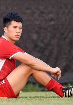 HLV CLB Hà Nội: Đình Trọng rất buồn vì lỡ SEA Games 30