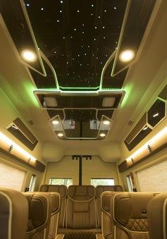 Hyundai Solati độ phong cách sang chảnh Limousine phục vụ giới doanh nhân Việt