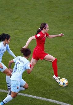 ĐT nữ Thái Lan đi vào lịch sử World Cup với trận thua kỷ lục