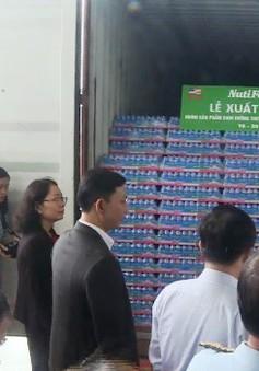 Sữa Việt Nam xuất khẩu vào thị trường Mỹ