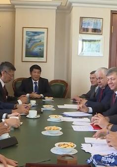 """""""Việt Nam luôn ưu tiên củng cố quan hệ đối tác chiến lược toàn diện với LB Nga"""""""