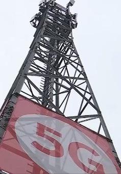 Đức thu được gần 7 tỷ Euro từ đấu giá phổ tần 5G