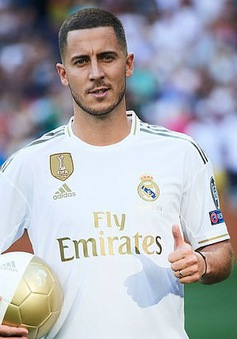 """Chưa kịp dùng Eden Hazard đã sắp phải """"cho mượn"""", HLV Zidane lo sốt vó"""