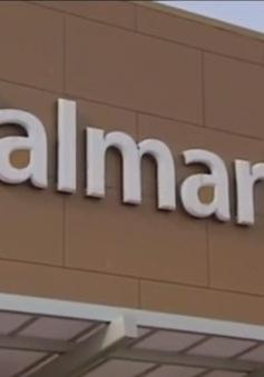 Walmart phải trả 282 USD triệu cho các khoản phí tham nhũng nước ngoài