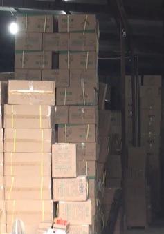 TP.HCM: Phát hiện 18 kho hàng chứa hàng cấm, hàng không hóa đơn chứng từ