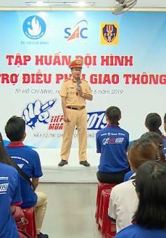 Ra quân chiến dịch tình nguyện Tiếp sức mùa thi 2019