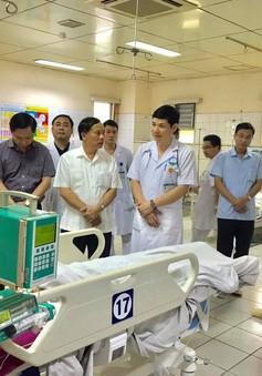 Tai nạn giao thông nghiêm trọng ở Hòa Bình: 3 bệnh nhân nặng nhất đang được điều trị tích cực