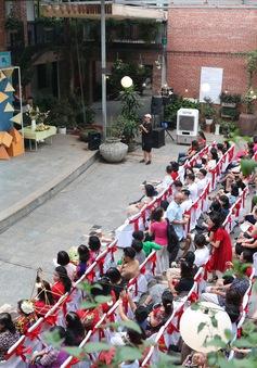 Xúc động Lễ trưởng thành - tri ân của thầy và trò trường Lương Thế Vinh