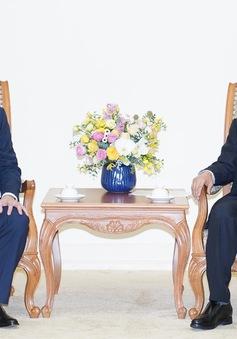 Thủ tướng tiếp Chủ tịch Tập đoàn lớn của Philippines