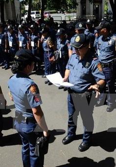 Hơn 2.100 cảnh sát Philippines bị điều tra