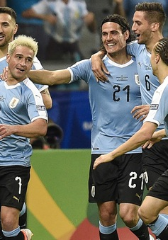 VIDEO Highlights: Uruguay 4-0 Ecuador (bảng C Copa America 2019)