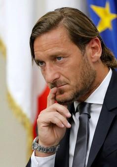 Totti tiết lộ lý do chia tay AS Roma