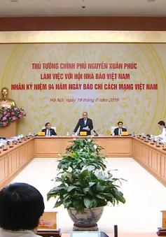 Thủ tướng: Cần quay lại giá trị ban đầu của báo chí cách mạng