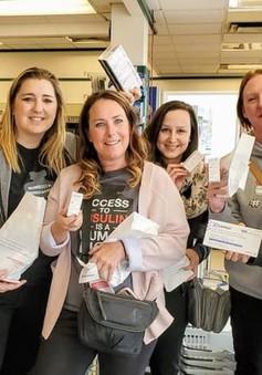 Người bị tiểu đường tại Mỹ đổ sang Canada mua insulin