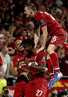 Salah cùng Origi lập công, Liverpool đánh bại Tottenham để vô địch Champions League