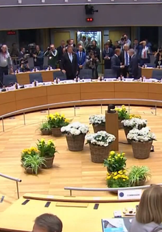 Các nước châu Âu bất đồng về nhân sự cấp cao của EU