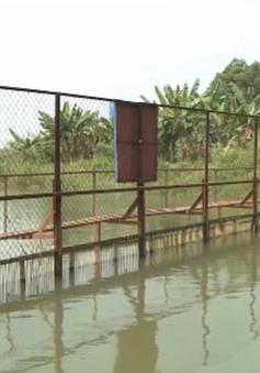Mực nước nhiều hồ chứa giảm mạnh