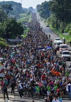 Mexico hoàn tất triển khai binh sĩ kiểm soát dòng người di cư sang Mỹ