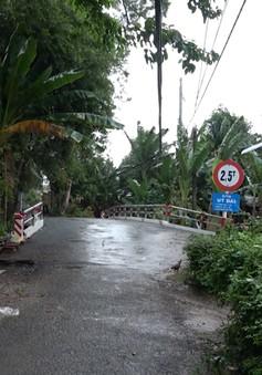 Rà soát cấm biển báo tải trọng cầu đường ở nông thôn