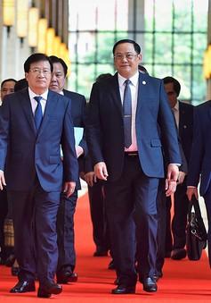 Tăng cường hợp tác toàn diện Việt Nam - Lào