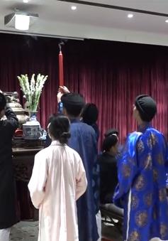 Trải nghiệm thú vị với lễ nghi đám cưới Nam Bộ xưa