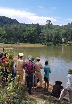 Lại thêm 3 học sinh bị đuối nước thương tâm tại Nghệ An
