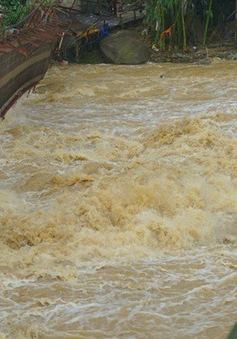 Lũ ống cô lập xã Bản Hồ, huyện Sa Pa