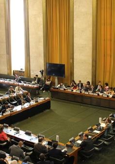 Việt Nam đảm nhiệm vai trò Chủ tịch Hội nghị Giải trừ quân bị năm 2019